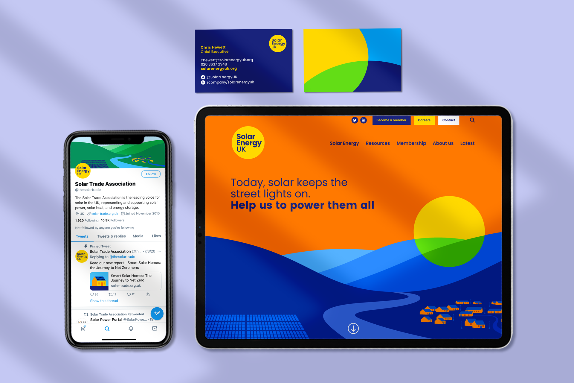 Solar Trade Association rebrands as Solar Energy UK markSolar Trade Association rebrands as Solar Energy UK with new logo, brand identity and website